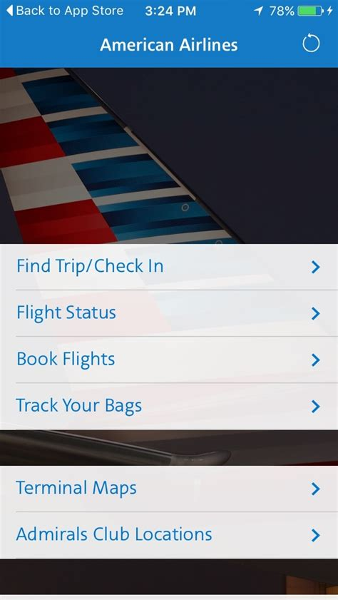 american airlines mobile american airlines mobile apps airline mobile apps