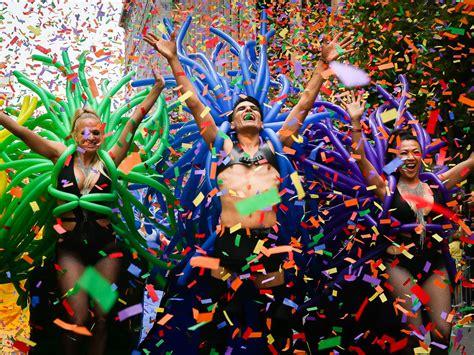 color of pride san francisco pride parades around the world