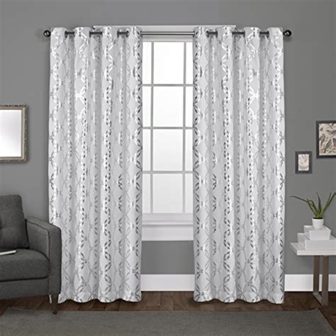 exclusive home curtains exclusive home curtains modo grommet top window curtain