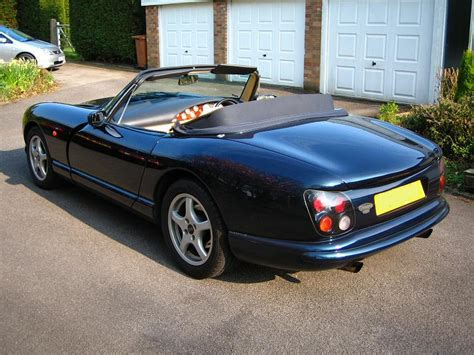 Tvr Chimeara Tvr Chimaera History Photos On Better Parts Ltd