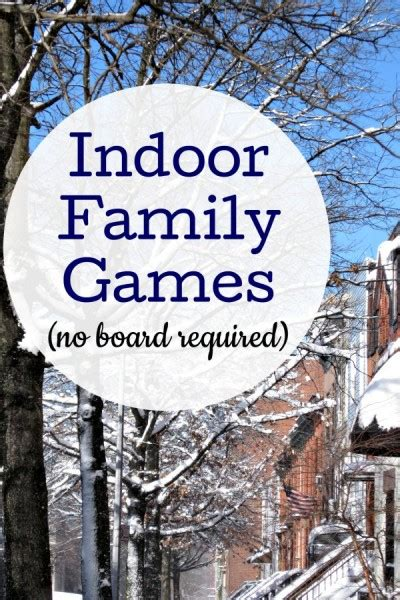 what is a fun game to play at christmas with family 14 indoor family no board necessary