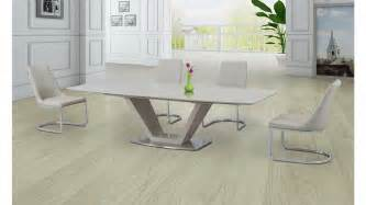 cream dining chairs chrome legs images