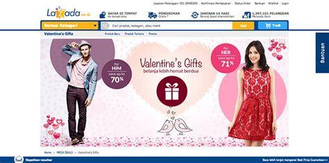 membuat toko online lazada 8 diskon dan promo toko online indonesia di hari valentine