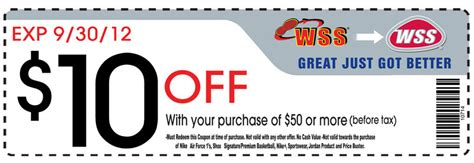 Wss Printable Coupons