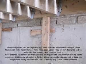 deck building deck building ledger