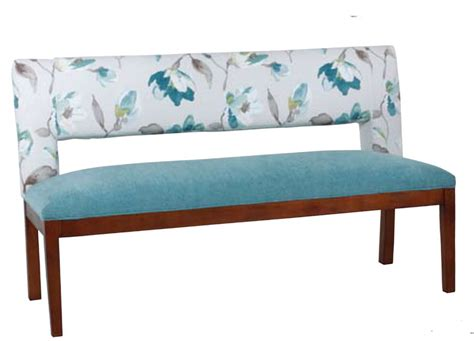 pf2650 banquette bench ohio hardwood furniture