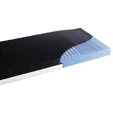 36 X 75 Mattress by Lumex 316 Foam Mattress 36 X 75 X 6 Sewn On Cover 1 6