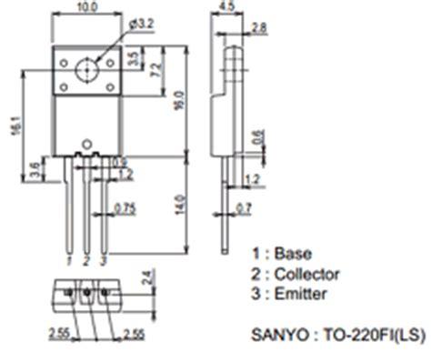 transistor c6090 sustituto c6090 datasheet pdf npn transistor sanyo