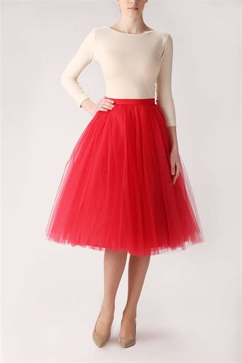 Handmade Skirts - items similar to tulle skirt handmade skirt