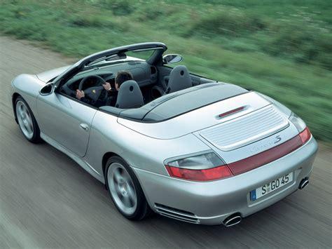 carrera porsche convertible porsche 911 carrera 4s cabriolet 996 2003 2004 2005