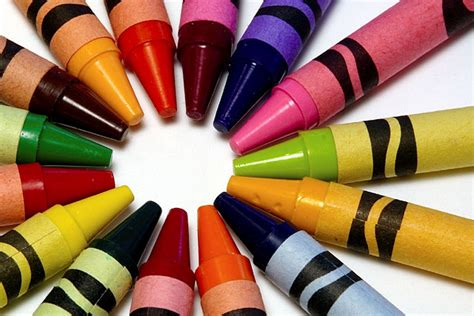 crayon colors by abh1 dpchallenge