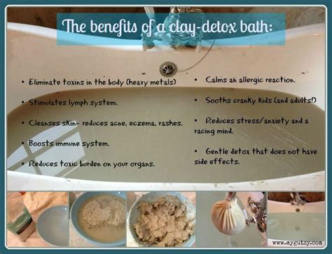 How Does It Take To Detox With Bentonite Clay by Best 25 Bentonite Clay Benefits Ideas On