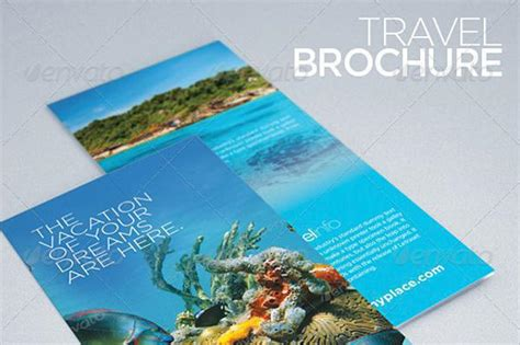 tourism brochures download free premium templates