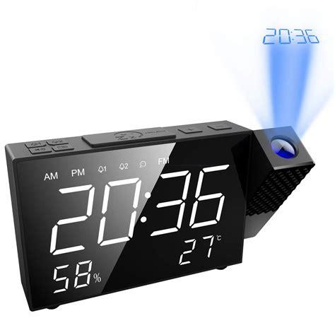 best in projection clocks helpful customer reviews