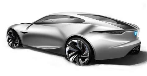 Jaguar F Type 2020 Model by Jaguar F Type 2020 Project Looks Like One Kitten