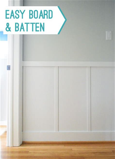 Mdf Chair Rail - our 57 board and batten tutorial it s surprisingly easy young house love