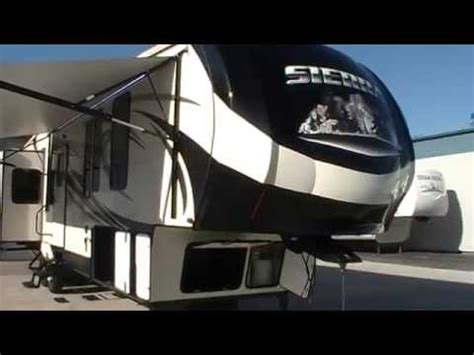 couches rv nation 2016 1 2 sierra 371rebh 5th wheel at couchs rv nation