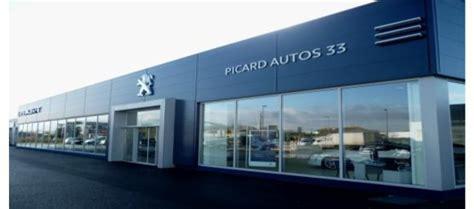 garage peugeot libourne picard autos 33 libourne garage et concessionnaire