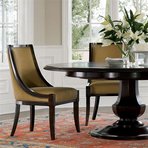 Houzz Dining Room Chairs by Brownstone Chagne Dining Chair Traditional