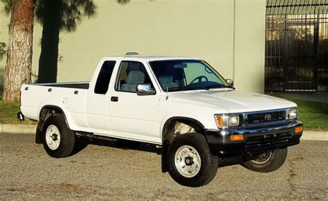 how cars run 1994 toyota xtra interior lighting california original 1994 toyota sr5 pickup 4x4 xtra cab 6 cyl one owner a