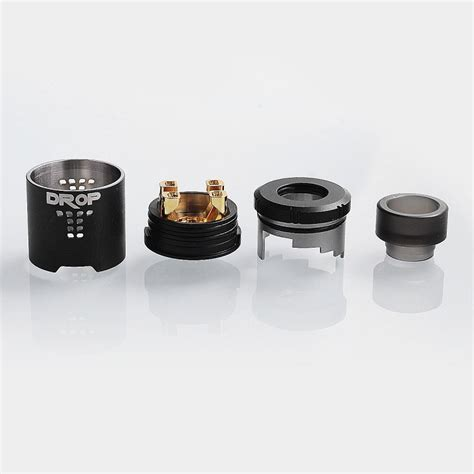 Sale Eleaf Lemo Drop Rda Rebuildable Atomizer 27ml authentic digiflavor drop bf rda matte black 24mm rebuildable atomizer