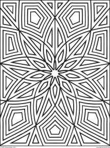 Printable Geometric Patterns Designs Print Get Your Free Coloring Pages Patterns Geometric