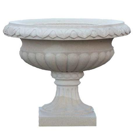 grecian urn planter whitefurze white 42cm grecian urn garden planter 171 garden urns