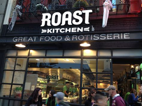 is roast kitchen a place for meat or salad midtown
