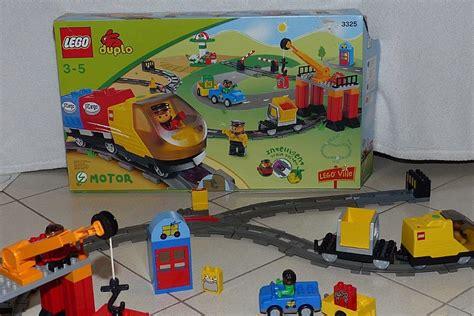 Lego Duplo Eisenbahn 5609 1005 by Lego Duplo Eisenbahn Intelli Deluxe Set 3325 Ovp Cargo