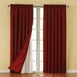 Blackout Liners For Curtains Blackout Curtain Liner