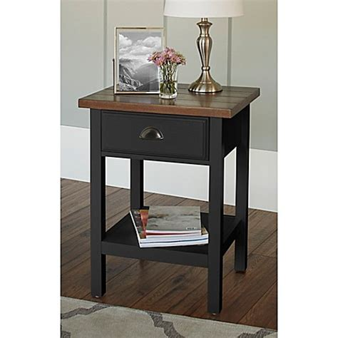 Bathroom Accent Table Chatham House Newport Accent Table With Drawer Bed Bath Beyond