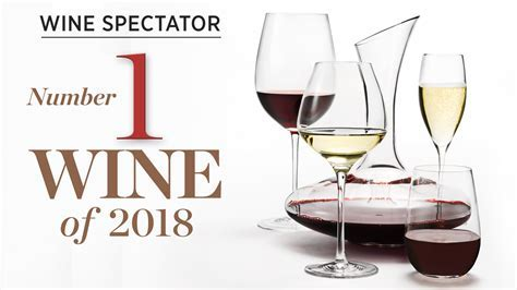 Wine No. 1 of 2018   Wine Spectator's Top 100
