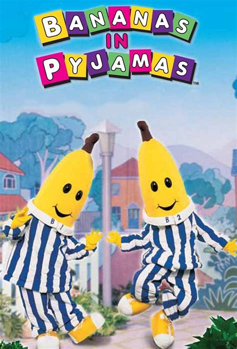 Boo Grey Piyama bananas in pyjamas boo 1992 grey skies 2010