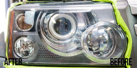 Polieren Exzenter Oder Rotation by Chemical Guys Scheinwerferpolitur Headlight Restorer
