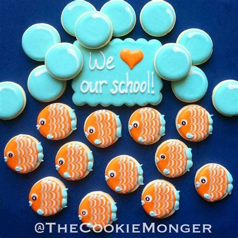 17 best images about circle sugar cookies decorating