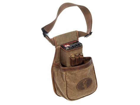browning santa fe shotgun shell pouch 3 choke loops