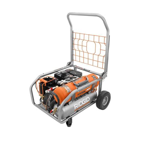 ridgid 8 gal gas powered air compressor gp80150rt the home depot