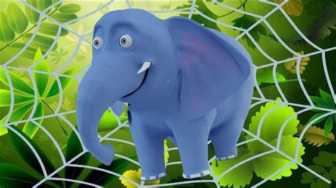un elefante se balanceaba 842637767x un elefante se balanceaba canci 243 n popular infantil youtube