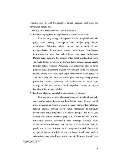 Psikologi Pembelajaran Pendidikan Agama Islam evaluasi pembelajaran pendidikan agama islam di sekolah