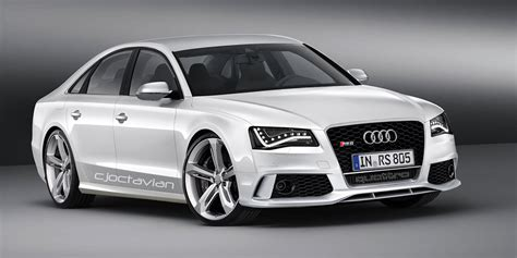 Audi Rs 8 by Audi Rs 8 Render By Cjoctavian Fourtitude