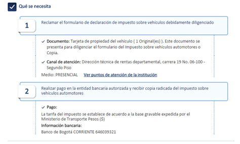 impuesto vehiculos huila en linea consulta impuestos vehiculos huila html autos post