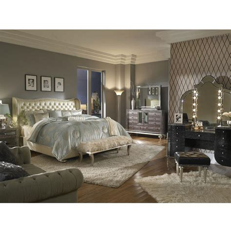el dorado furniture bedroom sets hollywood swank pearl nightstand el dorado furniture