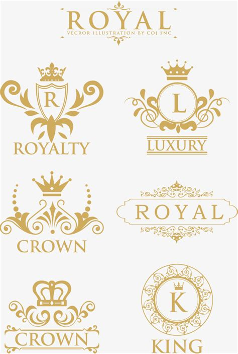 Valentines Day Decoration Royal Crown Royal Classic Luxury Crown Logo Crown