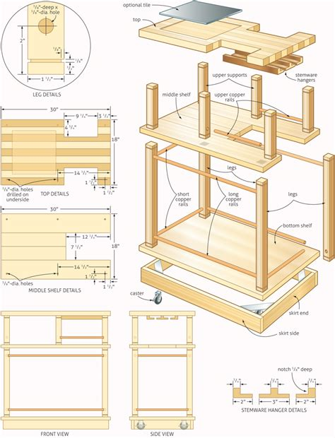 Free Woodworking Plans To Download
