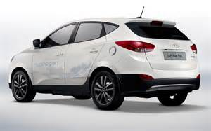hyundai plans limited production of fuel cell tucson