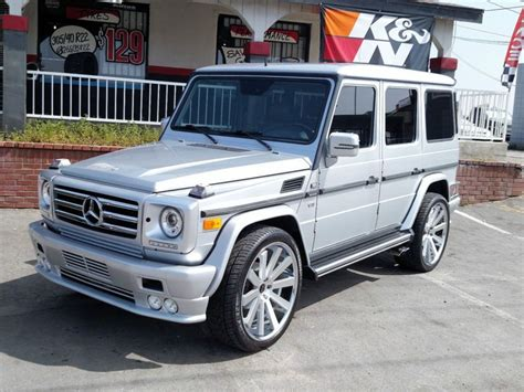 2002 Mercedes G Class by Mercedes G Class For Sale Find Or Sell Used Cars