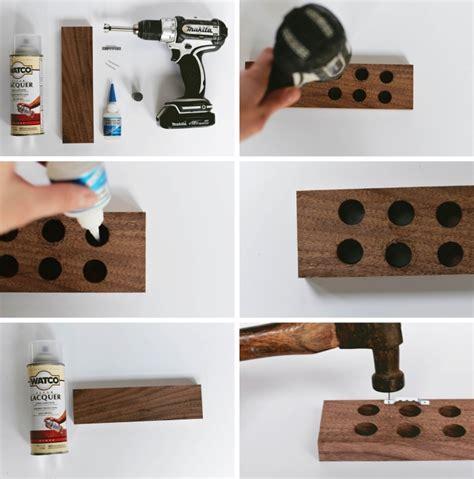 Dekoratives Aus Holz Selber Machen by Deko Ideen F 252 R K 252 Che 28 Praktische Diy Halterungen