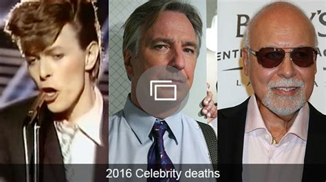 celebrity deaths this week 2016 prince s death comes just one week after mysterious