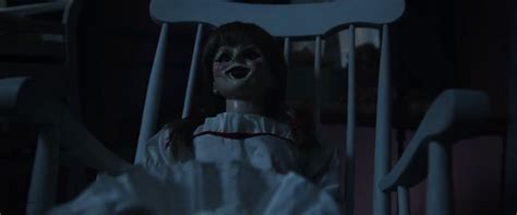 annabelle doll trailer annabelle trailer the creepy doll from the conjuring