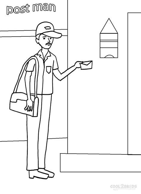 coloring pages for community helpers printable community helper coloring pages for